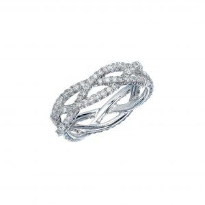 """Kwiat Twist"" 3-Row Ring"
