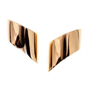 """Vague"" Clip Earring"