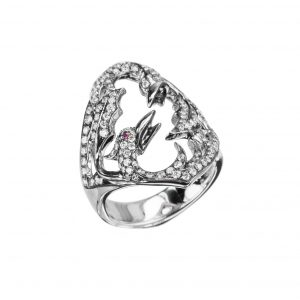 "Stephen Webster ""Griffin's Lair"" ring"