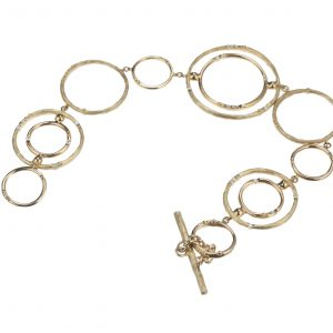 Vendorafa Diamond Circle Bracelet