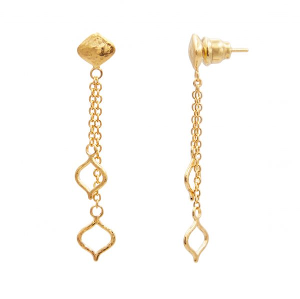 Gurhan Trellis Drop Earrings