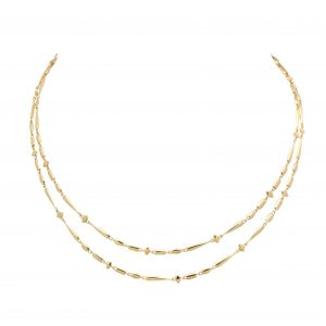 18Kt Rose Gold Necklace